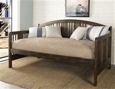 Dana Daybed Sides - Brushed Toast