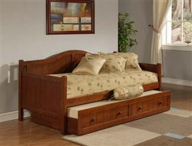 Staci Trundle Daybed Cherry