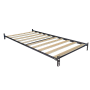 METAL DAYBED LINK SPRING WITH WOOD SLAT SYSTEM