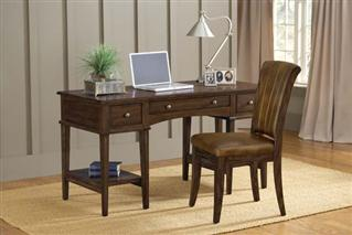 Gresham Desk Set Cherry