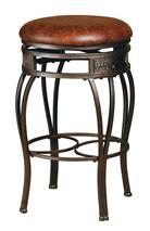 Montello Backless Swivel Barstool