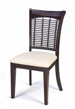 Bayberry Dining Chairs Dark Cherry