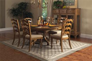 Hamptons 7pc Dining Set