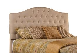 Jamie Upholstered Headboard - Queen