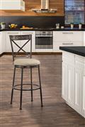 Pullman Indoor/Outdoor Swivel Bar Height Stool