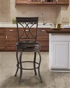 Kirkham Swivel Counter Stool