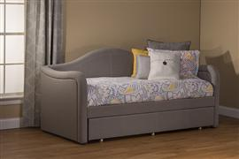 PORTER DAYBED - BACK - DOVE GRAY LINEN