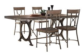 Paddock 6-Piece Rectangle Dining Set
