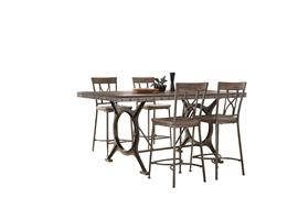 Paddock 5-Piece Counter Height Dining Set