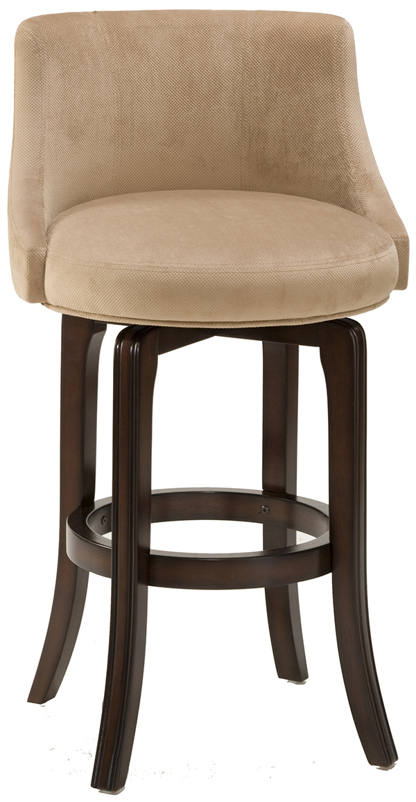 Napa Valley Bar Stool Khaki Fabric
