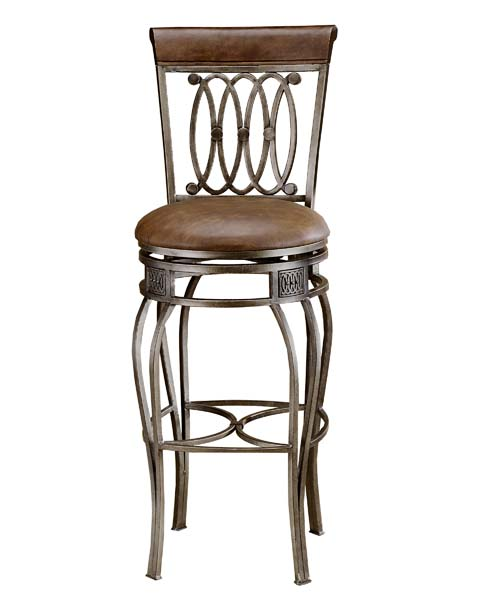 Montello Swivel Barstool