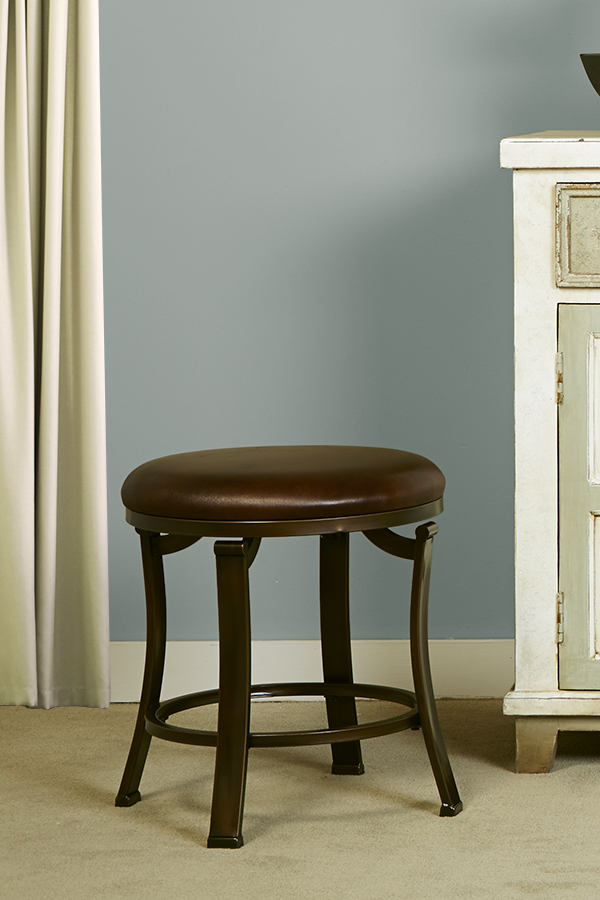 Hastings Vanity Stool